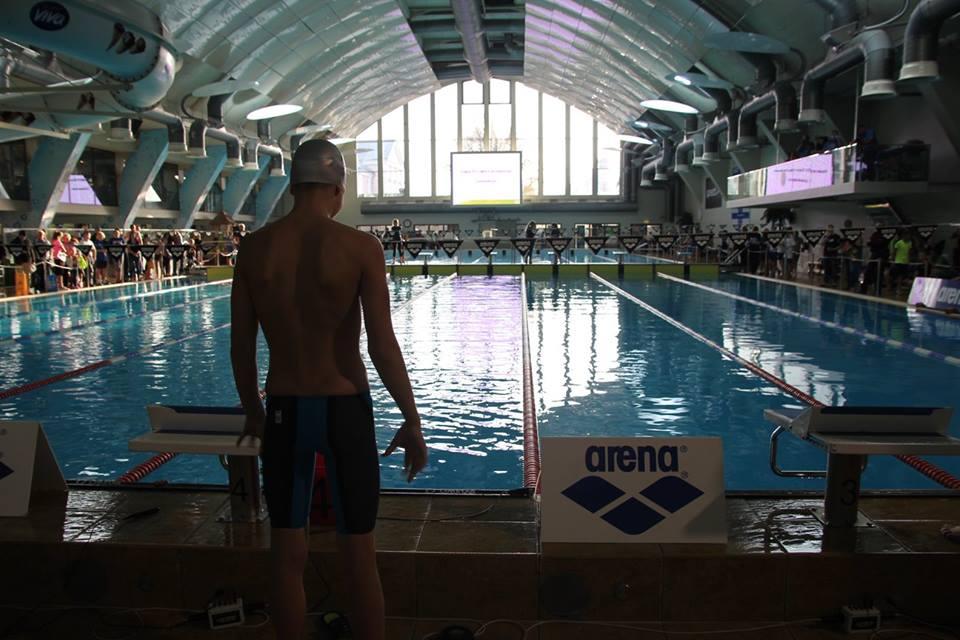 Noortesarja finaali pääses 13 Ujumiskooli õpilast