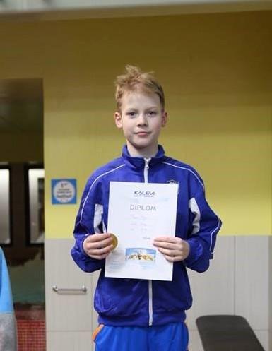 Selgusid ujumisvõistluse Tartu Tähed finalistid