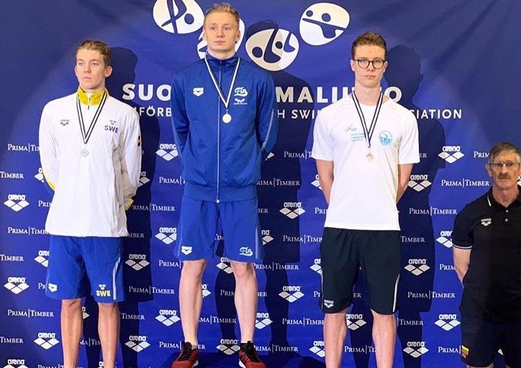 Põhjamaade meistrivõistlustelt viis medalit ja 8 finaalikohta