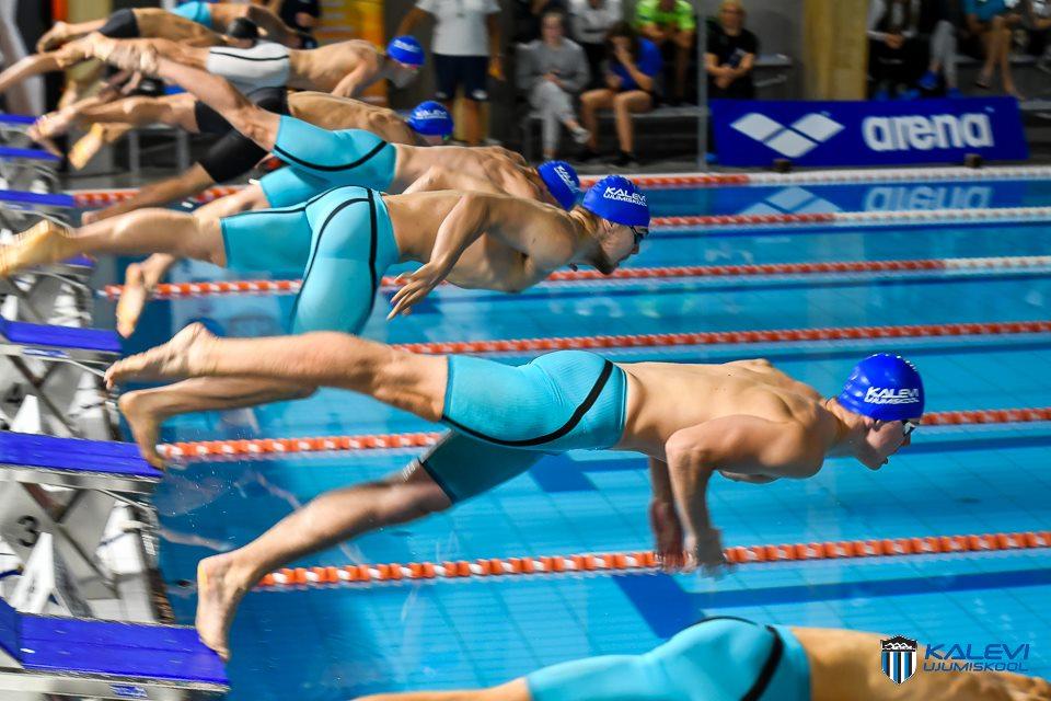 EDU! 12 meie ujujat stardib Fääri Saartel toimuvatel Põhjamaade meistrivõistlustel