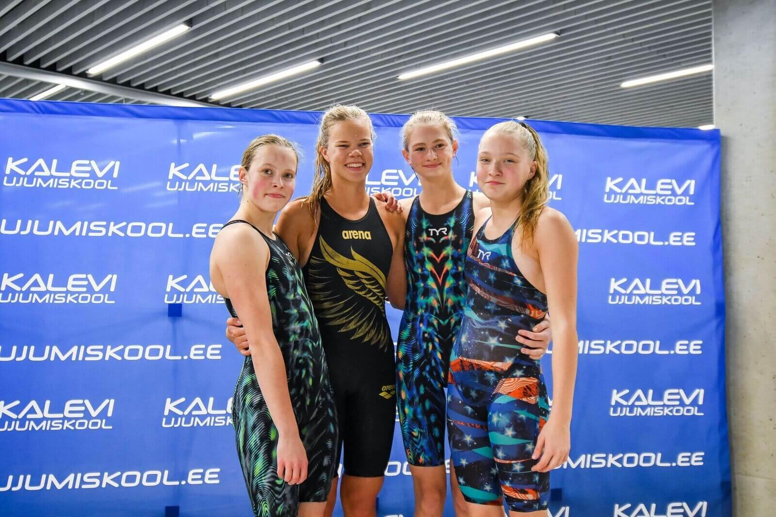 VÕIMAS! Kalev Openi avapäev tõi kolm Eesti rahvusrekordit ja 20 medalit
