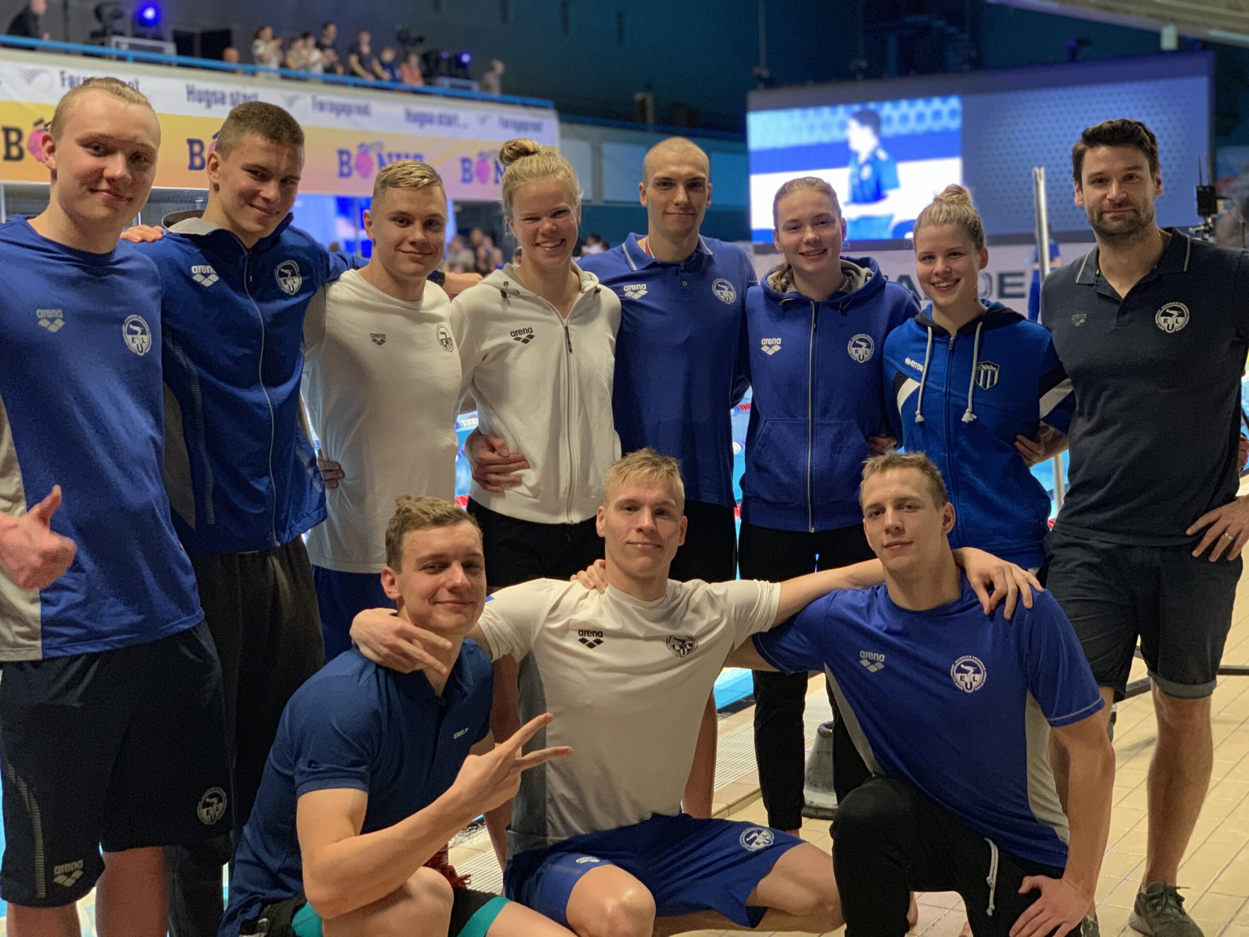 PÕHJAMAADE MEISTRIVÕISTLUSED 2019: Kolm Eesti rekordit ja 17 medalit