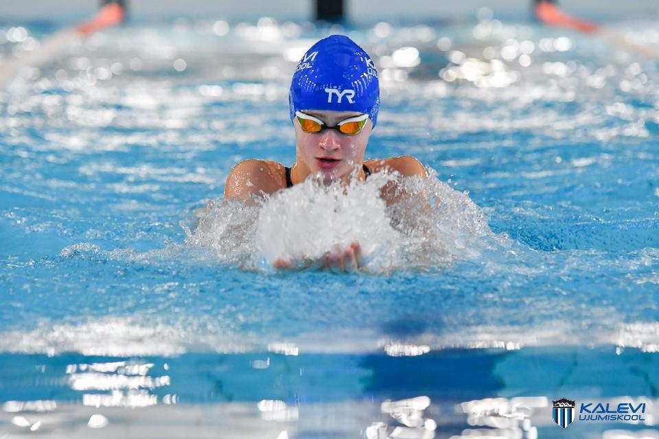SUPER! Jefimovalt ülivõimas Eesti noorte ja juunioride rekord, avapäeval suurepärased 14 medalit