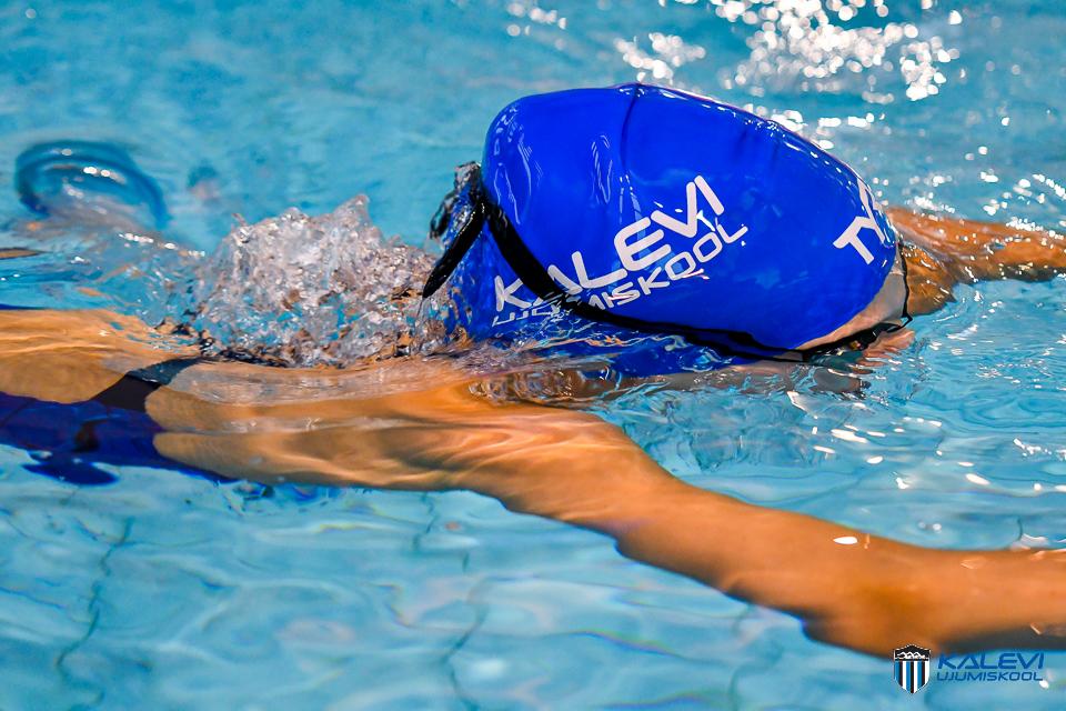 IMELINE AASTA: 611 auhinnalist ujumist vabariiklikel ja välismaa ujumisvõistlustel