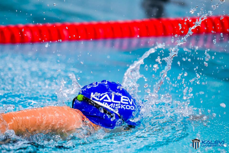EDU! 29 Ujumiskooli õpilast stardib homme algavatel Eesti lühiraja meistrivõistlustel