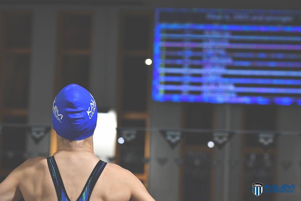 TÄNA | Kalevi Ujumiskooli aastalõpuvõistlusel stardib ligi 300 ujujat