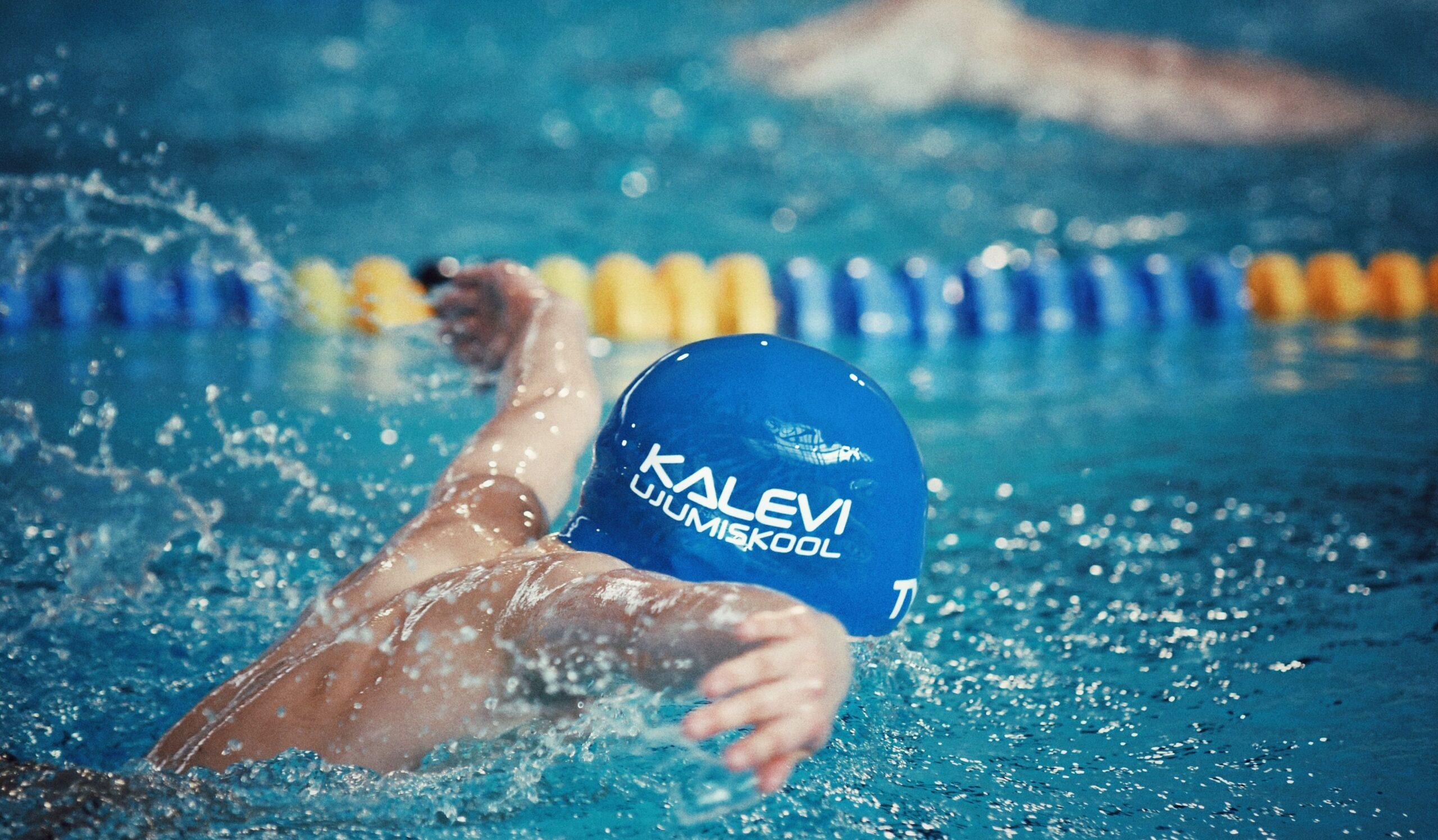"""Soomes toimuva """"Vantaa Junior Meet"""" avapäeval teenisid meie ujujad 10 medalit"""