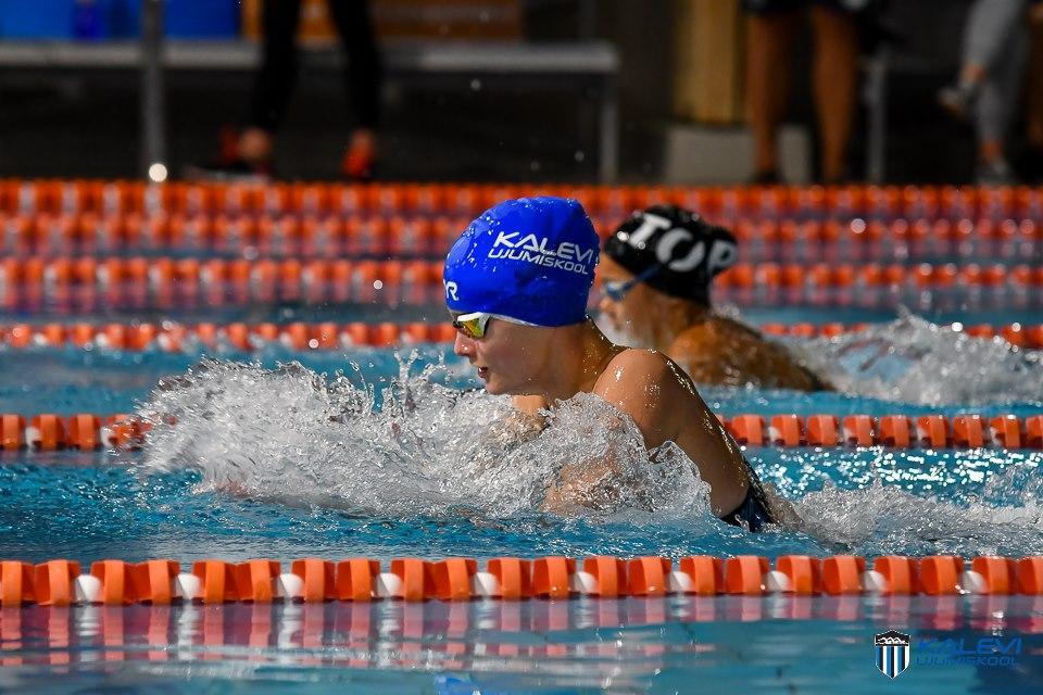 VINGE! Jefimova ületas Läti meistrivõistluste viimasel päeval 16 aastat püsinud Eesti juunioride rekordi