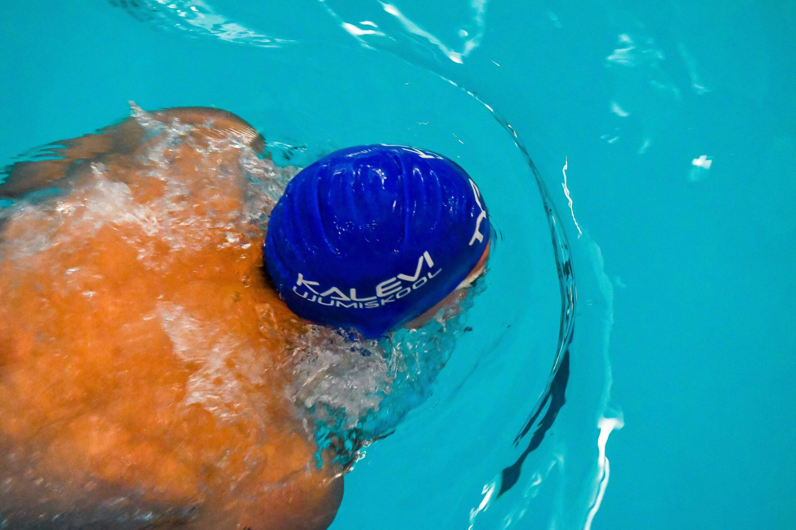 Klubisisesel kontrollvõistlusel testis vormi ligi 160 ujujat