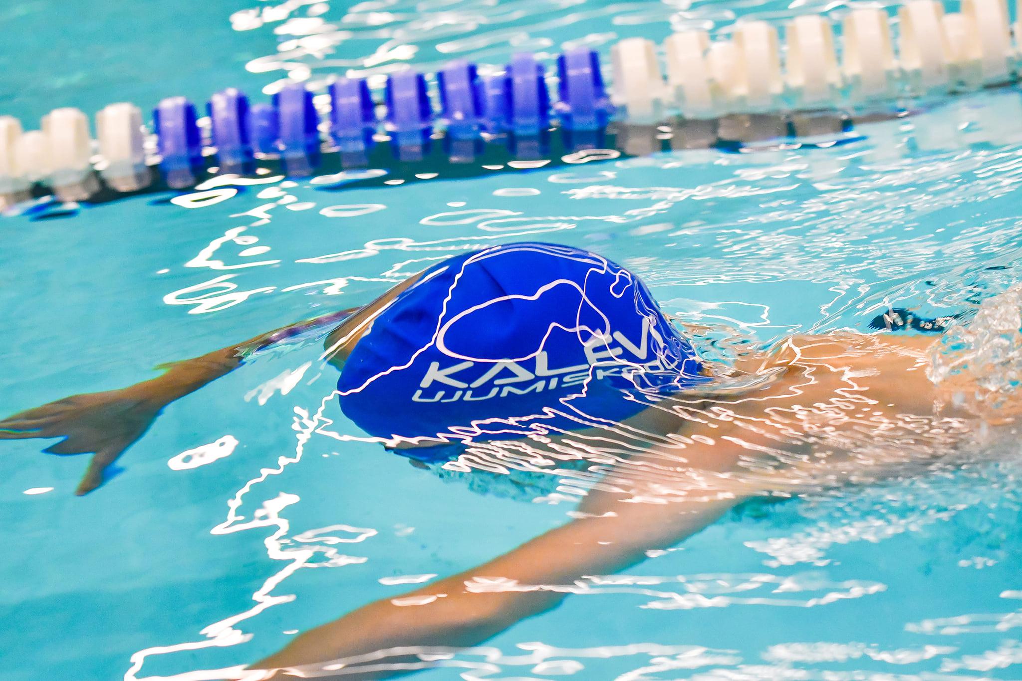 Noortesarja finaalis võideti medaleid ja ujuti isiklikke rekordeid