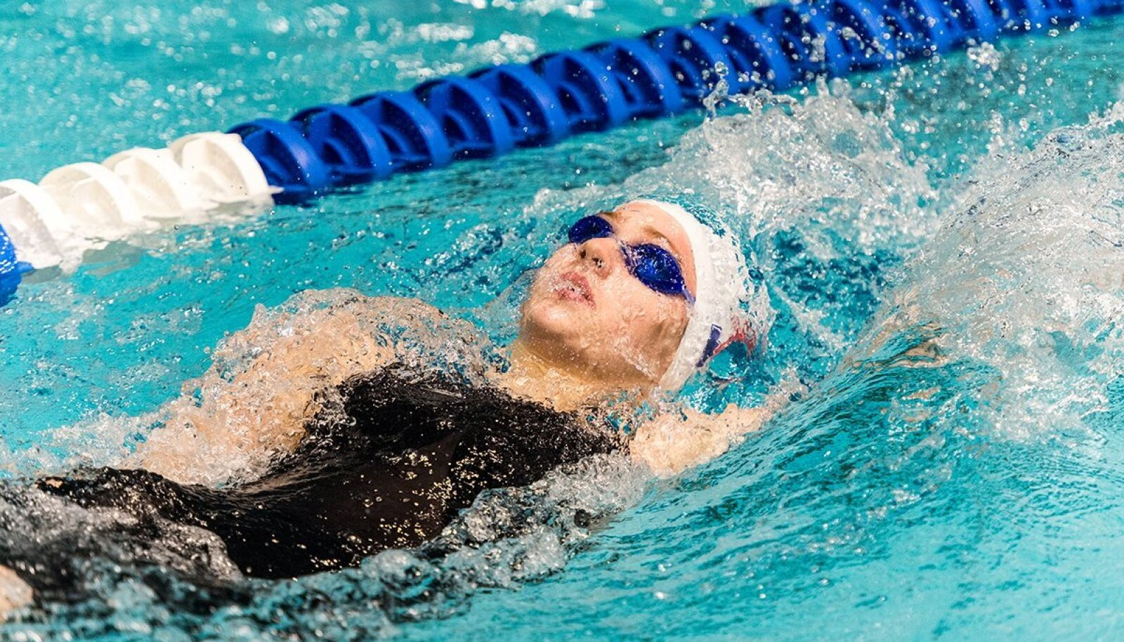 Riias toimunud Eesti-Läti kevadvõistlusel startis 10 Ujumiskooli õpilast
