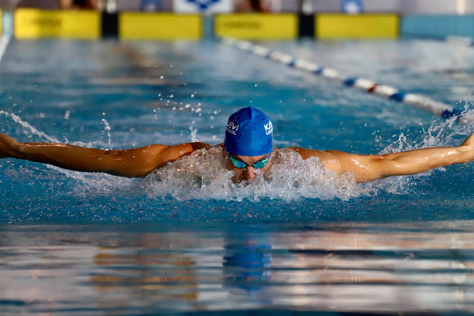 Siim, Langel ja Filippov ujusid Valmieras end Läti lühiraja meistriteks